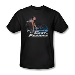 Fast & Furious - Mens Car Ride T-Shirt In Black