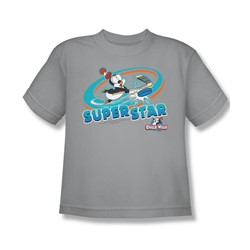 Chilly Willy - Big Boys Slap Shot T-Shirt In Silver