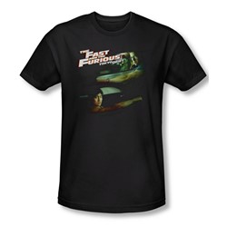Tokyo Drift - Mens Drifting Together T-Shirt In Black