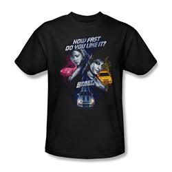 2 Fast 2 Furious - Mens Fast Women T-Shirt In Black
