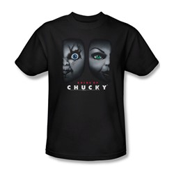 Bride Of Chucky - Mens Happy Couple T-Shirt In Black
