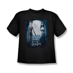 Corpse Bride - Big Boys Poster T-Shirt In Black