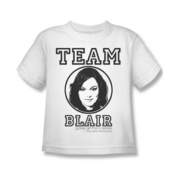 Gossip Girl - Little Boys Team Blair T-Shirt In White