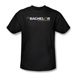 Bachelor - Mens Logo T-Shirt In Black