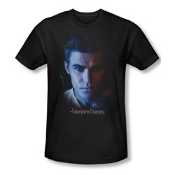 Vampire Diaries - Mens Stefan T-Shirt In Black