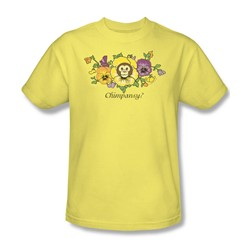 Garden - Chimpansy Adult Banana S/S T-Shirt For Men