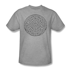 Celtic Knot - Adult Heather S/S T-Shirt For Men
