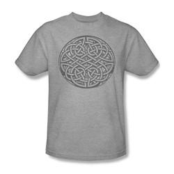 Celtic Knot - Adult Heather S/S T-Shirt For Men