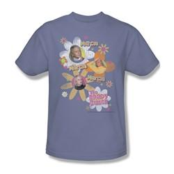 Cbs - Brady Bunch / Marcia Marcia Marcia! Adult T-Shirt In Lilac