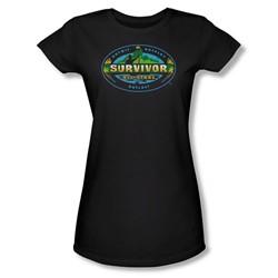 Cbs - All Stars Juniors T-Shirt In Black