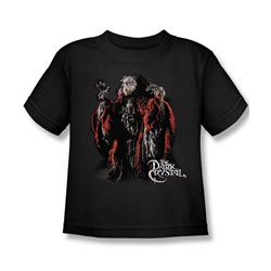 The Dark Crystal - Skeksis Little Boys T-Shirt In Black