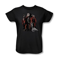 The Dark Crystal - Skeksis Womens T-Shirt In Black