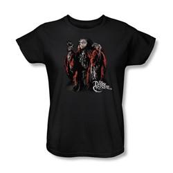 The Dark Crystal - Skeksis Womens T-Shirt In Black