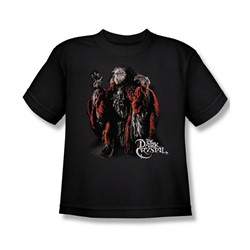 The Dark Crystal - Skeksis Big Boys T-Shirt In Black