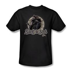 The Dark Crystal - Skeksis Adult T-Shirt In Black