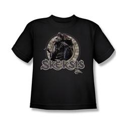 The Dark Crystal - Skeksis Big Boys T-Shirt In Black