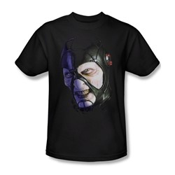 Farscape - Keep Smiling Adult T-Shirt In Black