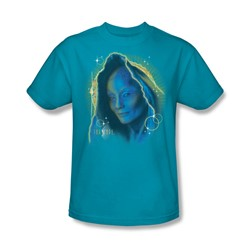 Farscape - Solar Flare Adult T-Shirt In Turquoise