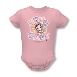 Betty Boop - Baby Boop & Friends Infant T-Shirt In Pink