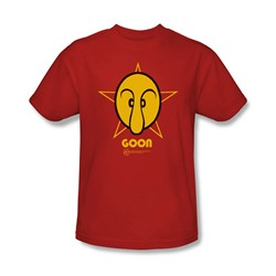 Popeye - Goon Adult T-Shirt In Red