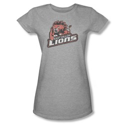 Nbc - East Dillon Lions Juniors T-Shirt In Heather