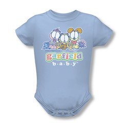 Garfield - Baby Gang Infant T-Shirt In Light Blue