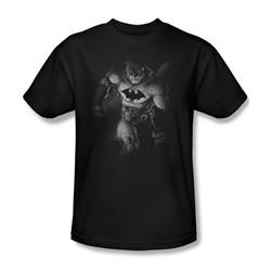 Batman - Materialized Adult T-Shirt In Black