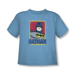 Batman - Primary Toddler T-Shirt In Carolina Blue