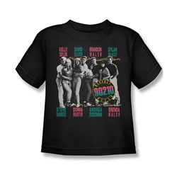 Beverly Hills 90210 - We Got It Juvee T-Shirt In Black