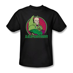 Dc Originals - Lex Luthor Adult T-Shirt In Black