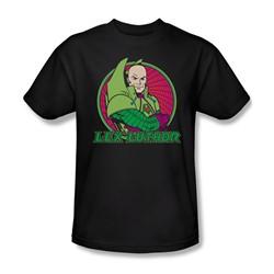 Dc Originals - Lex Luthor Adult T-Shirt In Black