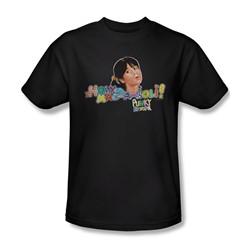Punky Brewster - Holy Mac A Noli Adult T-Shirt In Black