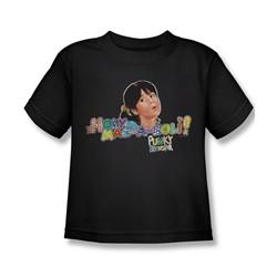 Punky Brewster - Holy Mac A Noli Juvee T-Shirt In Black