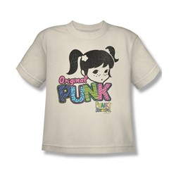 Punky Brewster - Punk Gear Big Boys T-Shirt In Cream