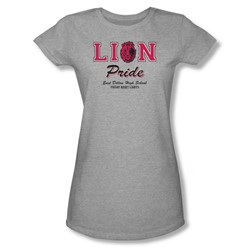 Friday Night Lights - Lions Pride Juniors T-Shirt In Heather