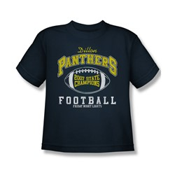 Friday Night Lights - State Champs Youth T-Shirt In Navy