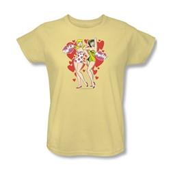 Archie Comics - Womens Smack Mwah T-Shirt