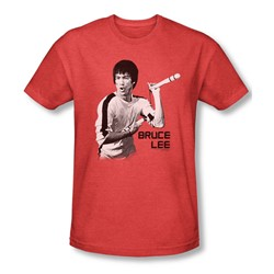 Bruce Lee - Mens Nunchucks T-Shirt