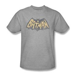 Batman Classic Tv - Mens Show Logo T-Shirt