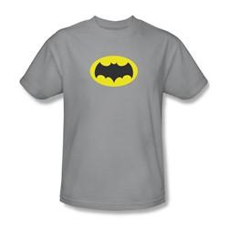 Batman Classic Tv - Mens Chest Logo T-Shirt