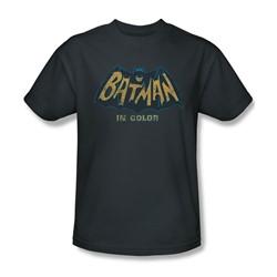 Batman Classic Tv - Mens In Color T-Shirt