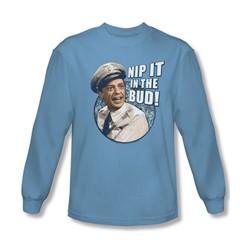 Andy Griffith - Mens Nip It Longsleeve T-Shirt