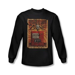Twilight Zone - Mens Seer Longsleeve T-Shirt