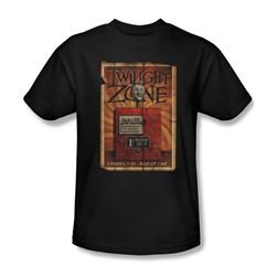 Twilight Zone - Mens Seer T-Shirt