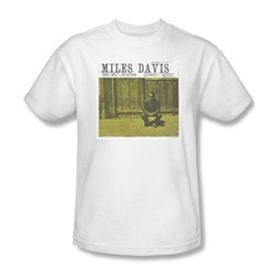 Concord Music - Mens Miles And Milt T-Shirt