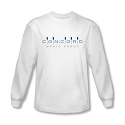 Concord Music - Mens Concord Logo Longsleeve T-Shirt