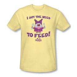Chowder - Mens The Need Slim Fit T-Shirt