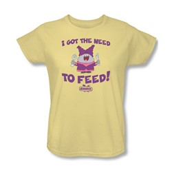 Chowder - Womens The Need T-Shirt
