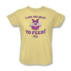 Chowder - Womens The Need T-Shirt