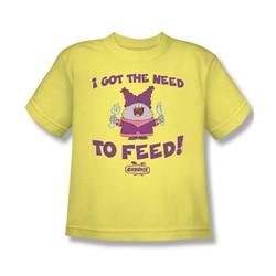 Chowder - Big Boys The Need T-Shirt